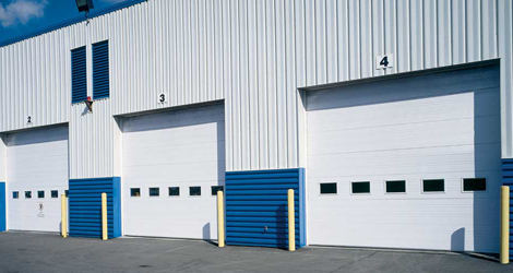 Big Commercial Garage Doors & Their Big Problems Explained By Professionals!