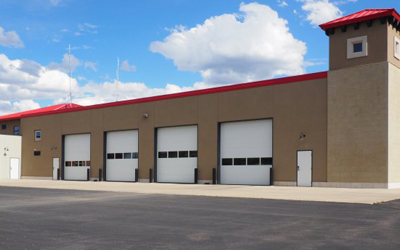Your Commercial Garage Doors